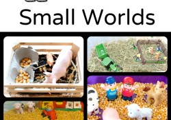11 Fun Farm Small Worlds