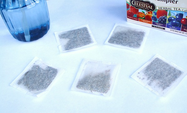 Invitation to Create-Painting with Tea Bags