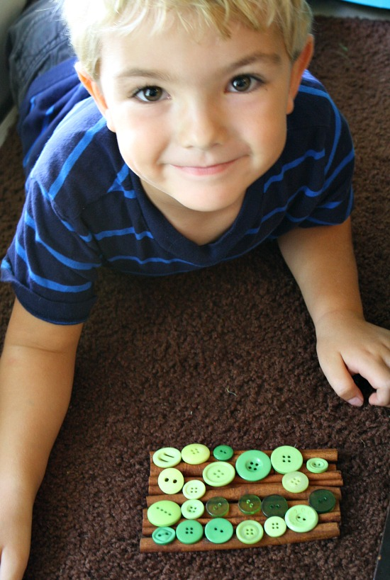 Preschool Loose Parts Play