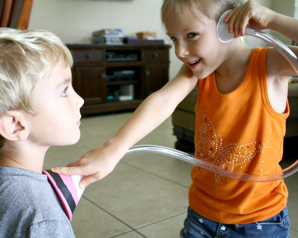 Stethoscope for Kids-Play and Science Activity