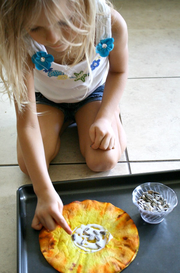 Sunflower Activity for Kids