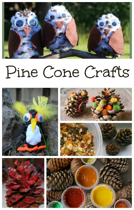 Pine Cone Crafts For Toddlers Pine Cone Crafts For Kids