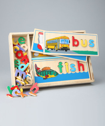 See & Spell Play Set