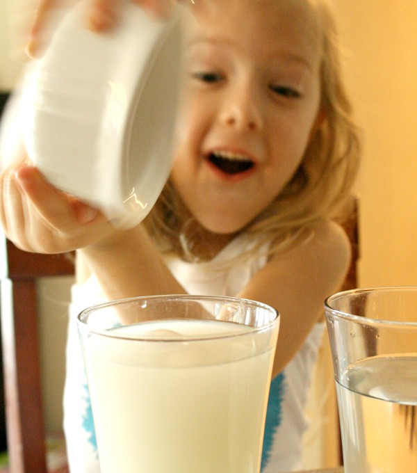 Surprise-The Egg Floats-Science Experiment