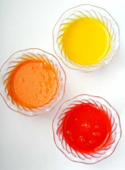 Sweetened Condensed Paint-Edible Paint for Babies and Toddlers