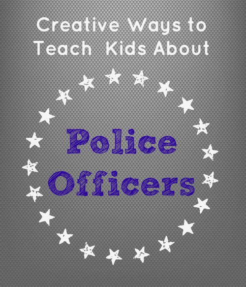 Police Officer Activities for Kids