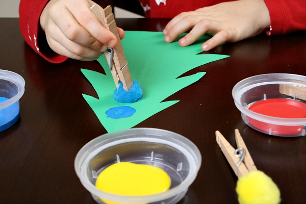 Christmas Painting Art Projects