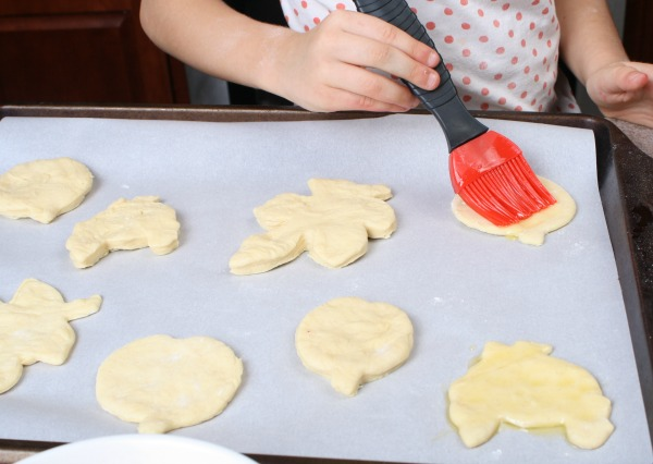 Cooking with Kids-Easy Fall Bread Recipe for Thanksgiving
