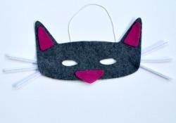 Cat Mask Craft