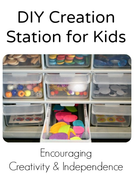 Craft Materials for Kids