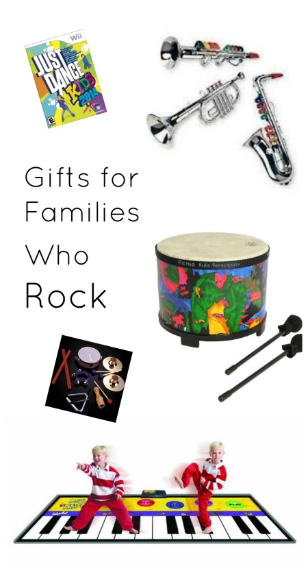 Top Musical Toys For Toddlers : Gifts that encourage family time
