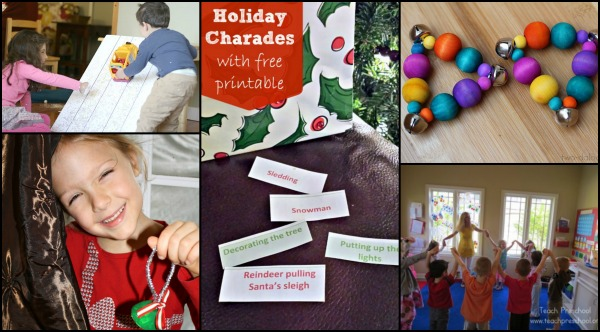 Indoor Play Ideas from Discover and Explore