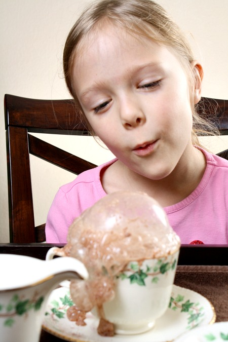 Hot Chocolate Surprise Winter Science for Kids