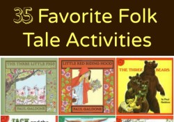 Favorite Folk Tale Activities