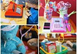 Creative Pretend Play Centers