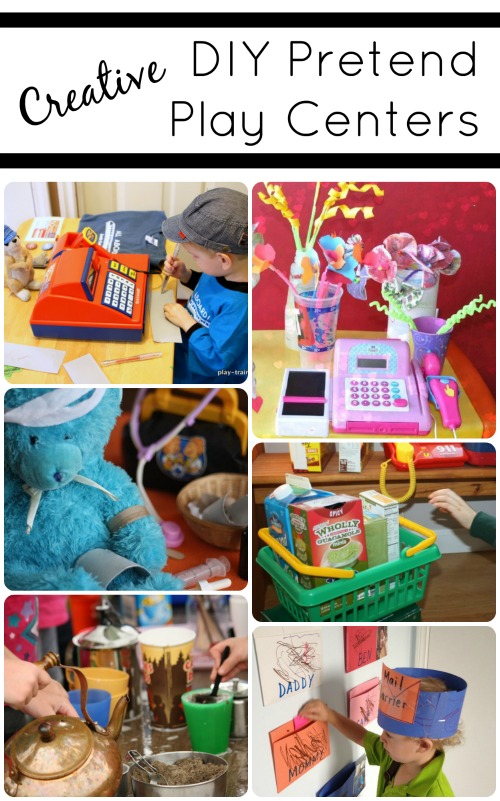 Creative Pretend Play Centers