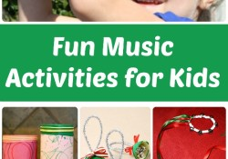 Discover and Explore Kids' Music and Instruments