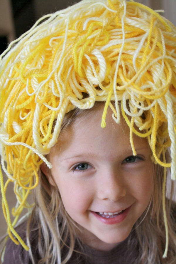 Yellow Yarn Play