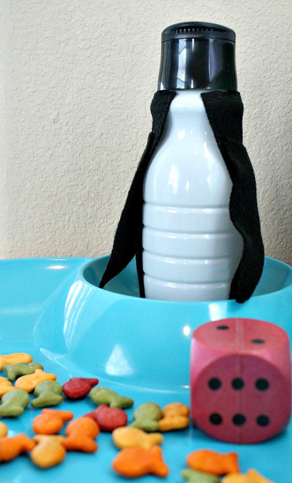 Penguin Math Game