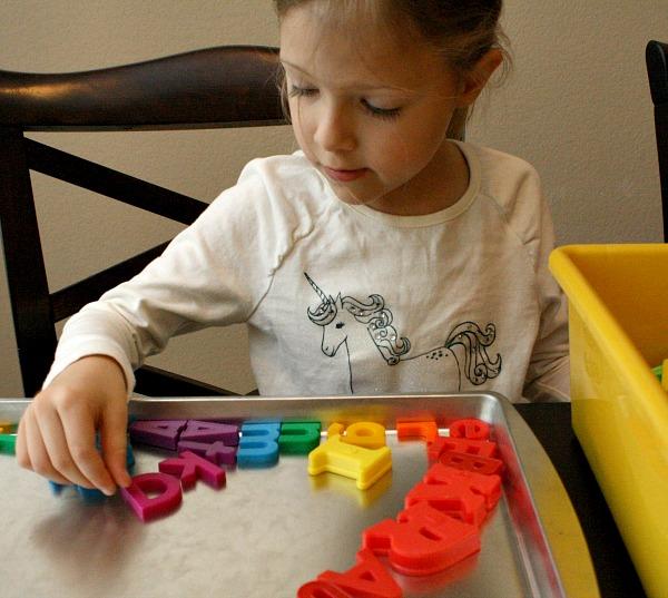 Easy Rainbow Activity for Kids