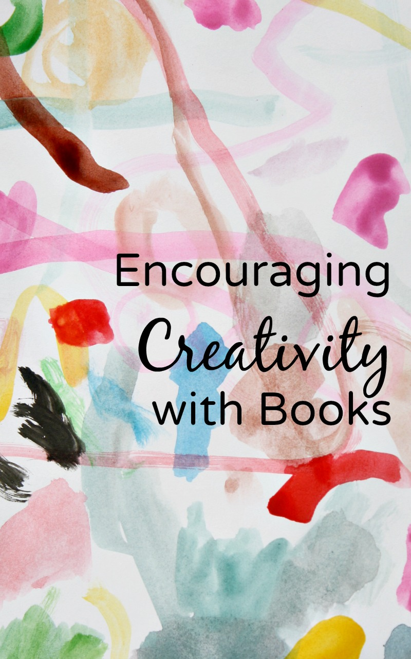 Encouraging Creativity with Books