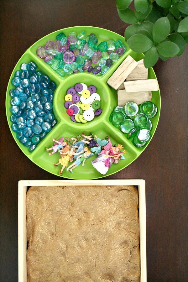 Fairy Play Dough for Kids