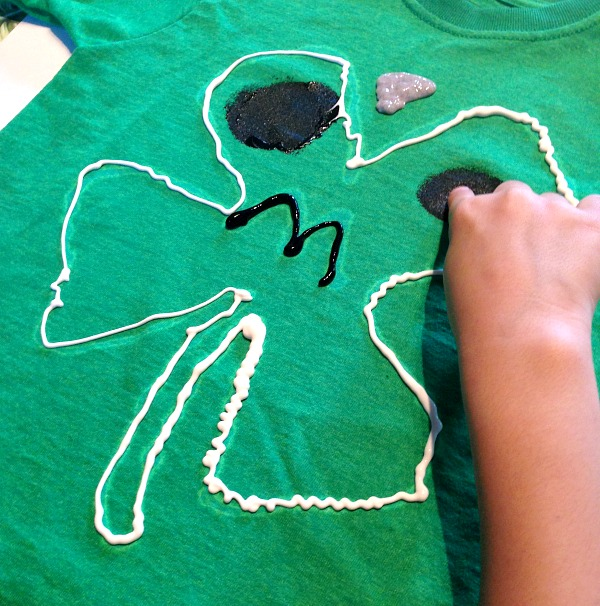 Kid-Designed Shirt Project