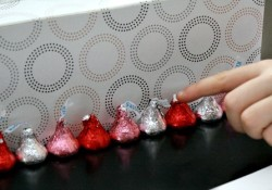 Measuring Length with Chocolate Kisses