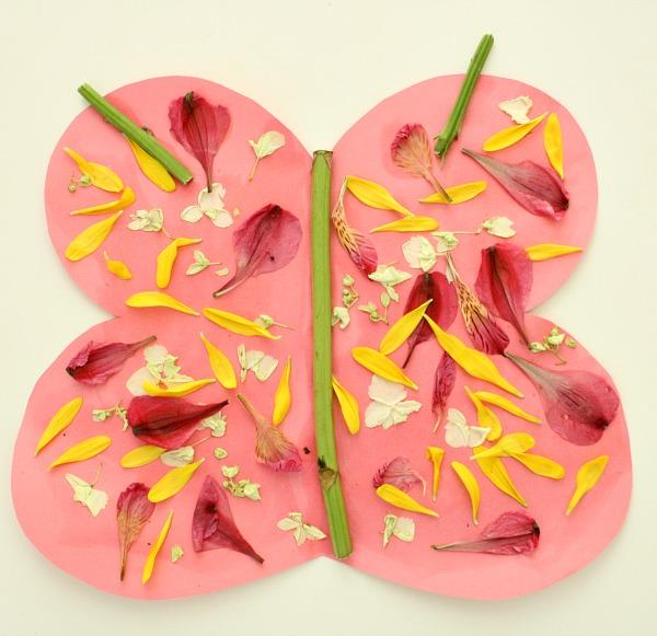 Spring Art Activity for Kids