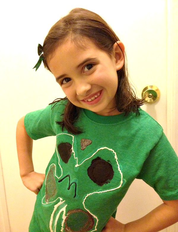 St. Patrick's Day Shirt for Kids