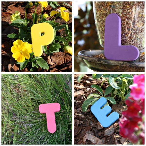 Letters Garden: Fantastic Fun & Learning
