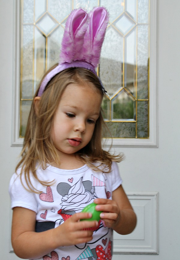 Alphabet Activity for Easter
