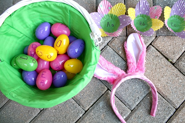 Easter Game for Kids-ABC