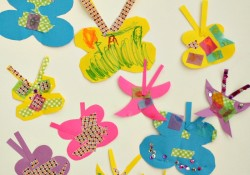 Easy Butterfly Craft for Kids