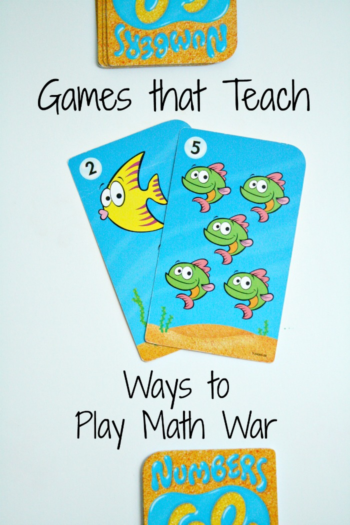 War Math Game for Kids - Fantastic Fun & Learning