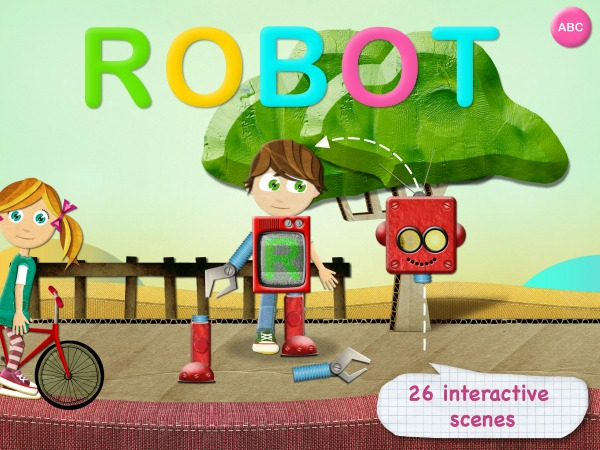 ABC app-Avokiddo-abc-ride-Robot
