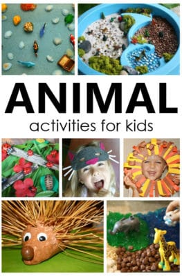 Playful Animal Activities for Kids