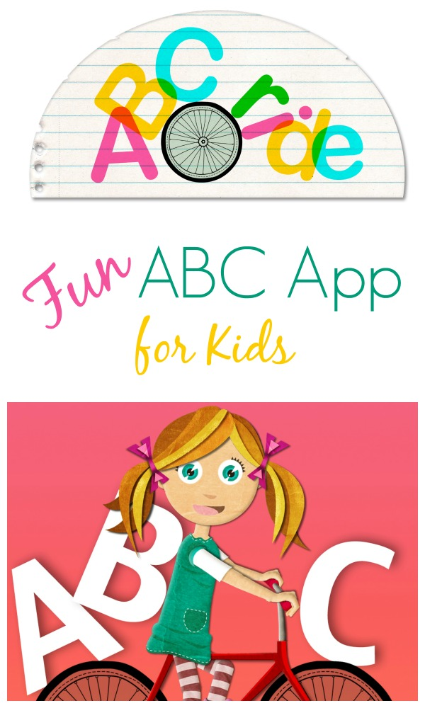 Fun ABC App for Kids~Avokiddo ABC Ride