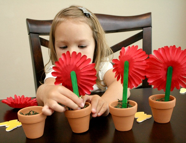 Learning Names--Flower Activity
