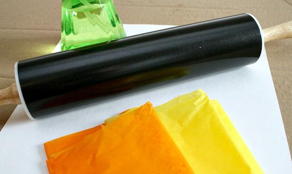 Materials for Tissue Paper Art