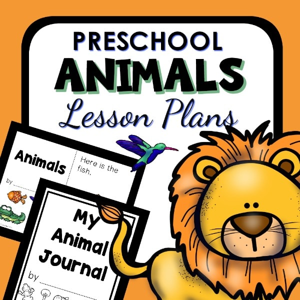 Preschool Animal Activities