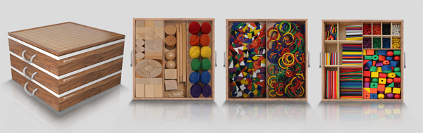 Spielgaben Kit