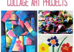 Collage Art for Kids