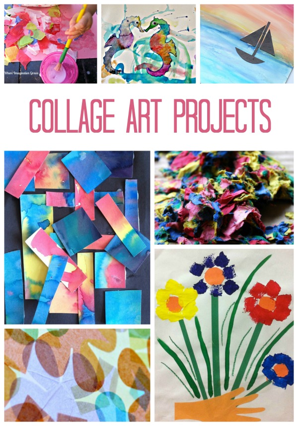 Collage Art Projects