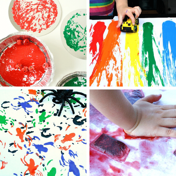 Art for Kids Creative Ways to Paint