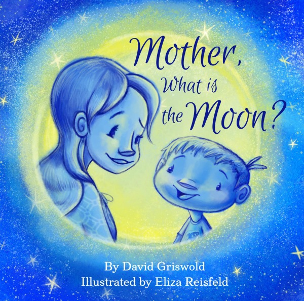 Mother, What is the Moon picture book for kids