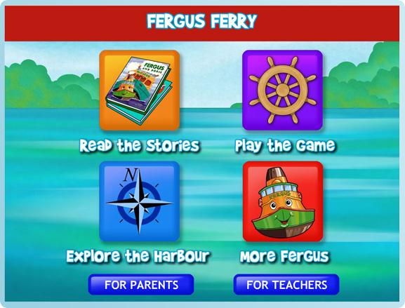 App Screen for Fergus Ferry