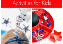 Fireworks Activities for Kids