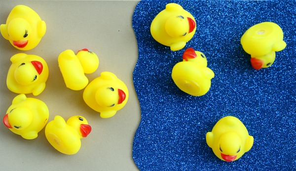Addition with Rubber Ducks