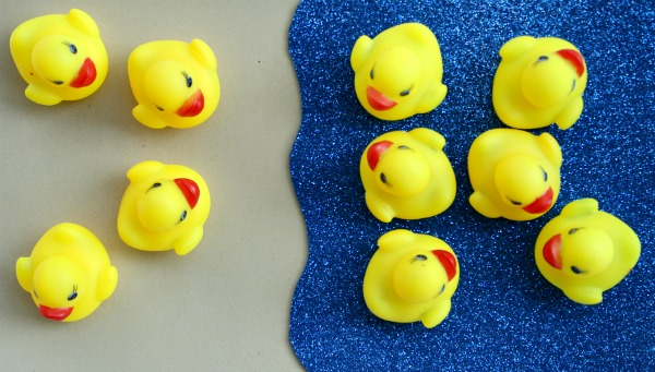 Duck Math~Making 10